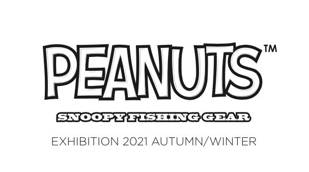 PEANUTS ---SNOOPY FISHING GEAR---